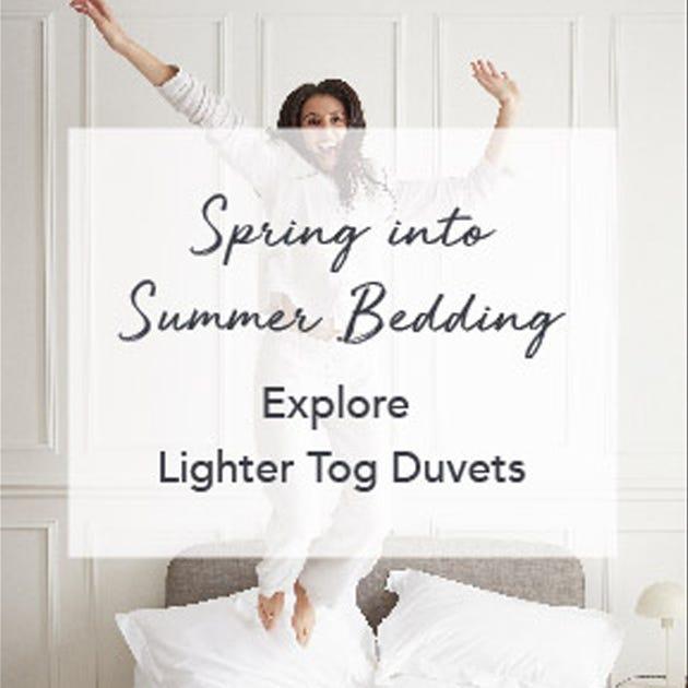 Bedeck Duvets & Pillows