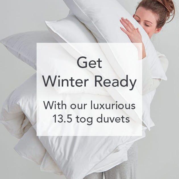 Shop Duvets and Pillows