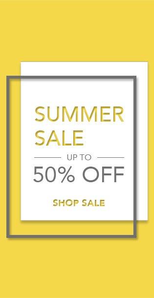 Shop Bedeck Summer Sale