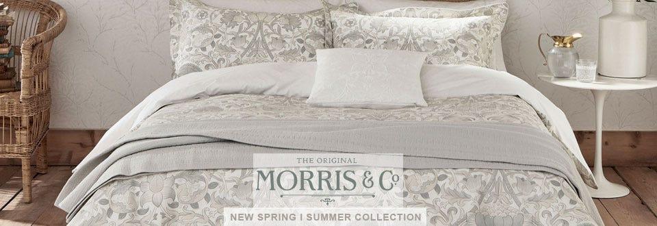 William Morris Bedding